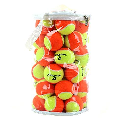 Tasche, 40Kugeln TECNIFIBRE Mini Tennis