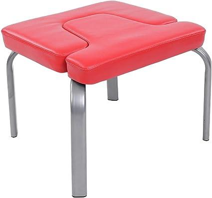 AYNEFY Yoga Chair,Yoga Stuhl Yoga-Hocker Kopfstand Hocker M/änner Frauen Fitnessstudio Home Indoor Bodybuilding Yoga Inversion Stuhl