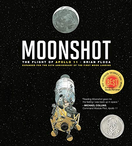 List of the Top 7 brian floca moonshot you can buy in 2020