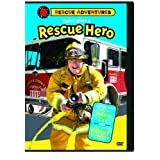 Real Wheels - There Goes a Rescue Hero by Warner Home Video by Various