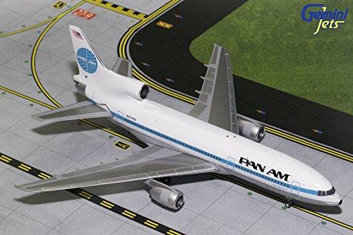 Gemini200 Pan Am L-1011-500 Tristar N511PA 1:200 Scale Diecast Model Airplane 1, (Pan Am Aircraft)