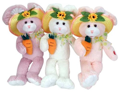 """Easter Bunny Singing """"What A Wonderful World"""""""