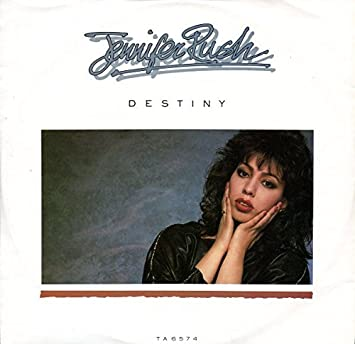 Jennifer Rush Jennifer Rush Destiny Cbs Ta 6574 Amazon Com Music
