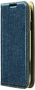 Zenus ZCG4DODBG - Carcasa para Samsung Galaxy S4 GT-i9500, azul