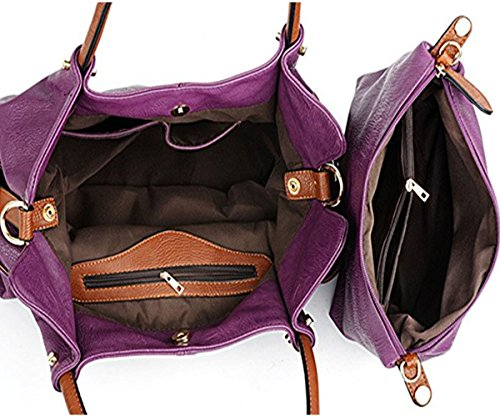 Sacs FiveloveTwo 3Pcs Femmes port Set xaq04F1wH