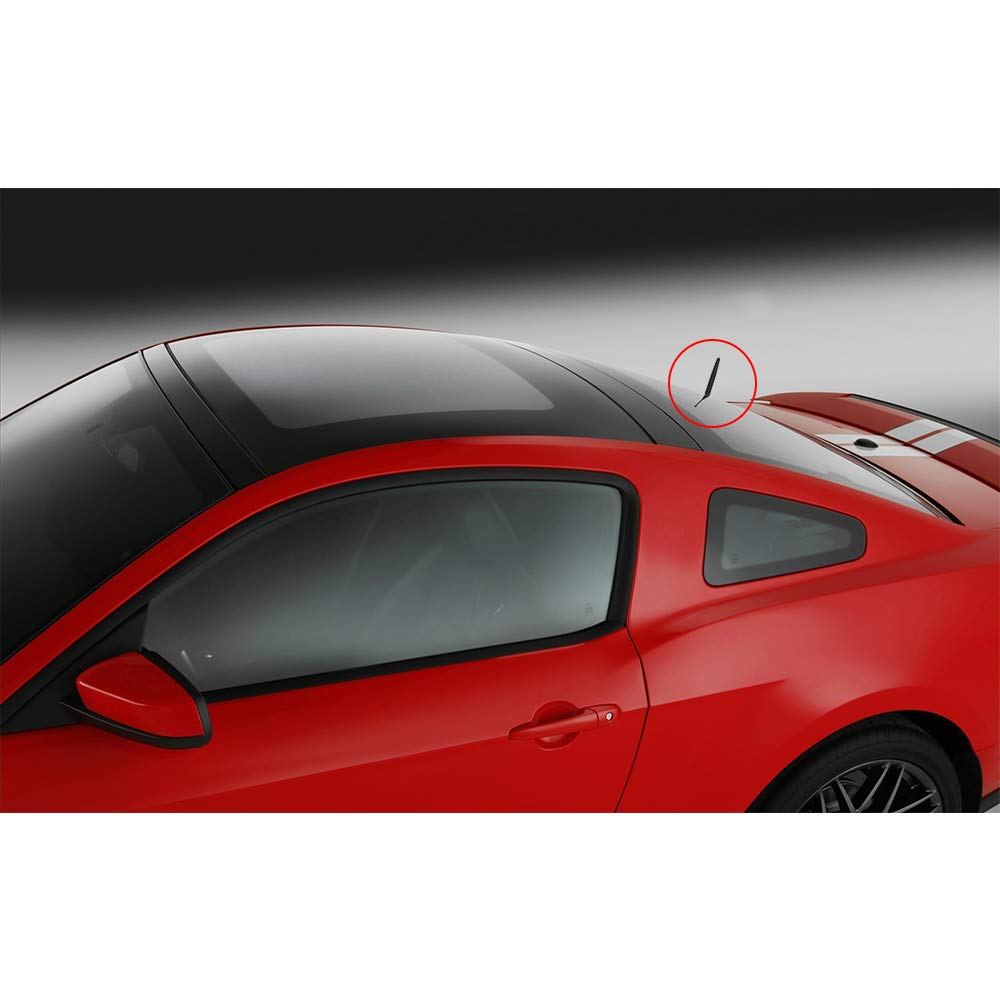 VOFONO Replacement Antenna Compatible with Ford Mustang 1979-2009 3.5 inches Premium Metal Antenna Designed for Optimized FM//AM Reception