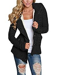 Amazon.com: Blacks - Cardigans / Sweaters: Clothing, Shoes & Jewelry