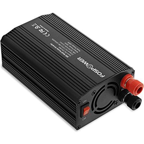 Fospower Car Power Inverter 300w Converter Dc 12v 40a