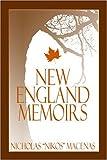 New England Memoirs, Nicholas Macenas, 1413782310