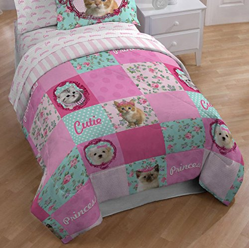 Princess Kitty Puppy 60x80 Queen product image