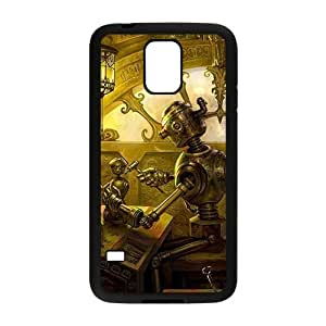 Artistic antique house Cell Phone Case for Samsung Galaxy S5
