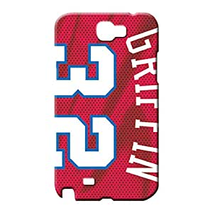 samsung note 2 Series Compatible Scratch-proof Protection Cases Covers phone carrying shells player jerseys