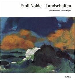 Landschaftsmalerei expressionismus nolde  Emil Nolde, Landschaften: Amazon.de: Bücher