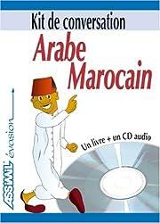 Arabe Marocain ; Guide + CD Audio