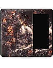 Skins4u Amazon Kindle Paperwhite Skin Aufkleber Design Schutzfolie Man on Fire