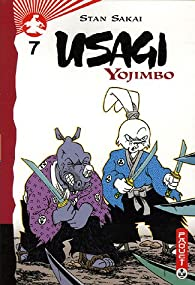 Usagi Yojimbo, tome 7 par Stan Sakai
