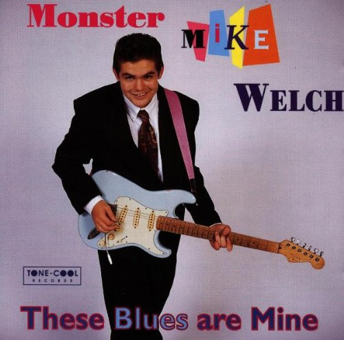 (These Blues Are Mine)