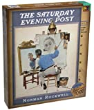 Norman Rockwell Triple Self Portrait, 1000 Piece Puzzle