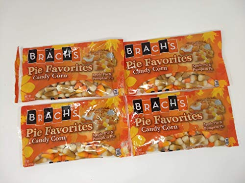 (Brach's Pie Favorites Candy Corn – Apple Pie and Pumpkin Pie)