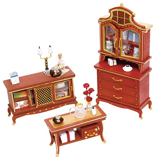 Rolife DIY Dollhouse Furniture Kit Miniature Living for sale  Delivered anywhere in USA