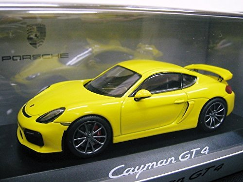 Custom Transmission Mount (Porsche custom 1/43 Porsche Cayman GT4 (yellow) 2015)