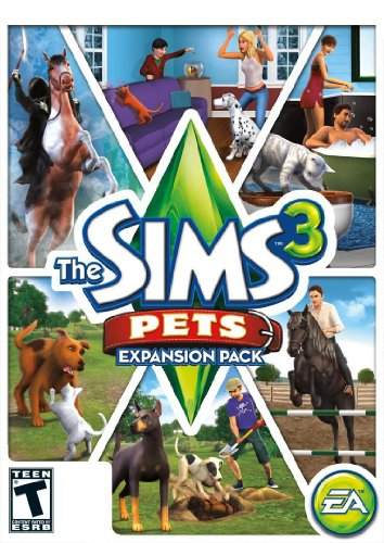 The Sims 3 Pets [Instant Access] (Sims 3 University Code)