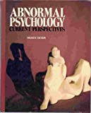 Abnormal Psychology : Current Perspectives, Communications Research Machines, Inc. Staff and Bootzin, Richard R., 0075544490