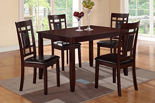 Poundex PDEX-F2232 Kitchen and Dining Room Sets Multicolor