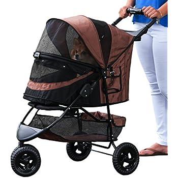 Amazon Com Pet Gear No Zip Special Edition Pet Stroller