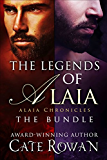 The Legends of Alaia Bundle: Swords and Scimitars & Sword and Lute (Alaia Chronicles Book 3)