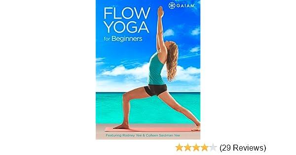 Watch Gaiam: Flow Yoga for Beginners | Prime Video