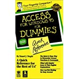Access for Windows 95 For Dummies: Quick Reference