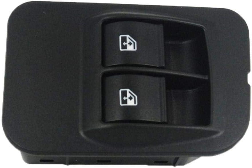 H Hilabee Auto Fensterheberschalter Elektrische Fensterheber Schalter Für Peugeot Bipper Citroen Nemo Fiat Doblo Vauxhall Opel Auto