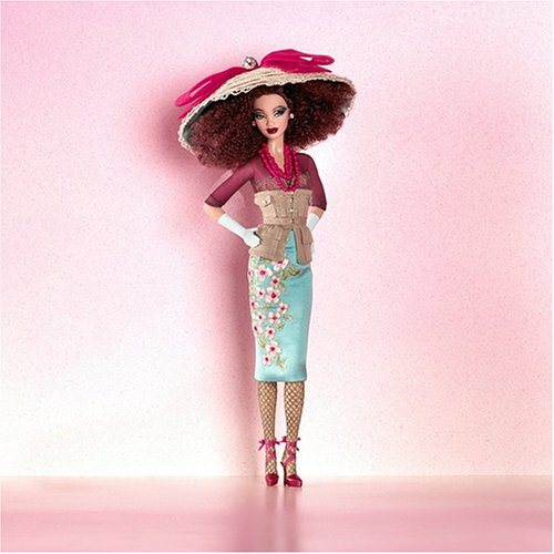 Barbie - Byron Lars Sugar - Chapeaux Collection (Byron Lars Barbie Dolls)