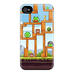 For JosareTreegen Iphone Protective Cases, High Quality For Iphone 6 Angry Birds Skin Cases Covers