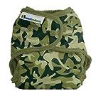 Best Bottom Cloth Diaper Shell-Snap, Camo