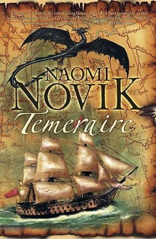 book cover of Temeraire