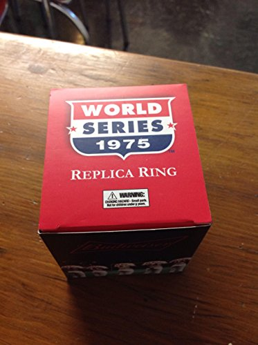 1975 World Series Ring Cincinnati Reds