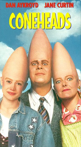 Coneheads [USA] [VHS]