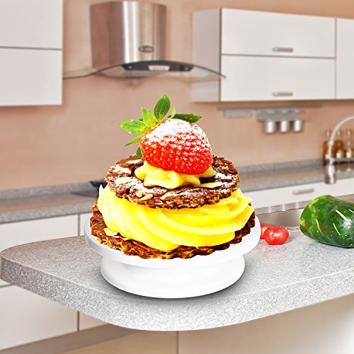 Best Revolving Cake Stand