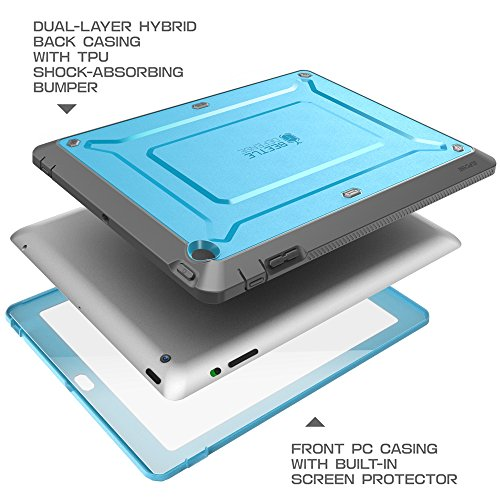 Image Result For Amazon Com Ipad Case Supcase Heavy Duty Apple Ipad Case Unicorn Beetle Pro Series Full Body Rugged Hybrid Protective Case Cover With Screen