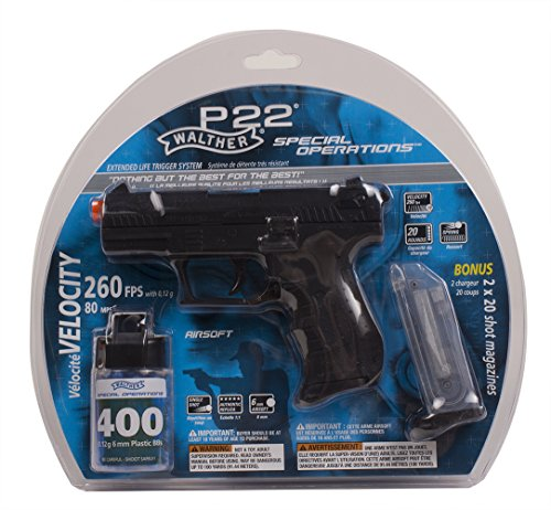 Elitece Walther P22 6mm