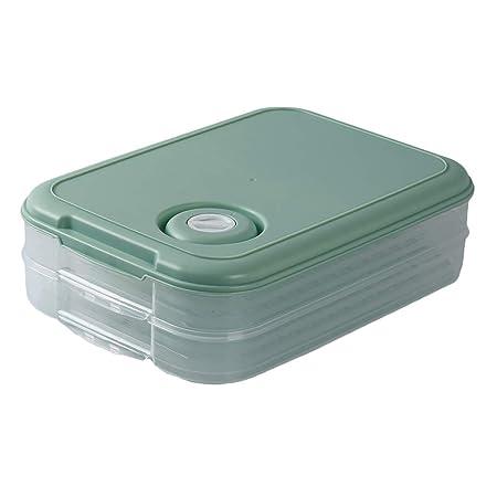 Kingus - Caja de Almacenamiento portátil de Dos Capas, para Uso en ...