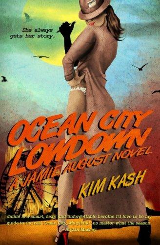 Download Ocean City Lowdown: A Jamie August Novel PDF