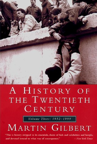 A History of the Twentieth Century: Volume 3, 1952-1999 pdf epub