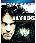 Cover Image for 'Barrens [Two-Disc Blu-ray/DVD Combo], The'