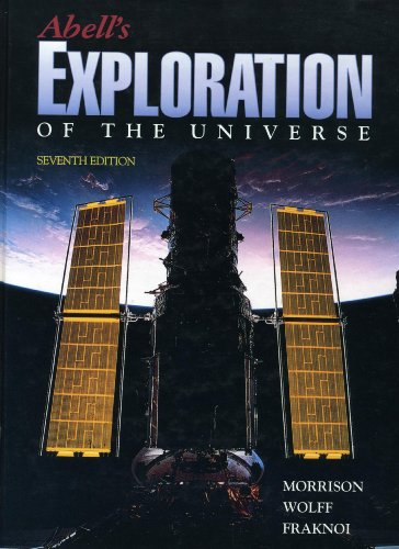 Abell's Exploration of the Universe (Abell's Exploration of the Universe, 7th ed)