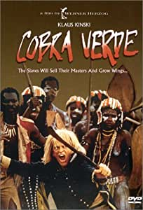 Cobra Verde (Widescreen) (Bilingual)