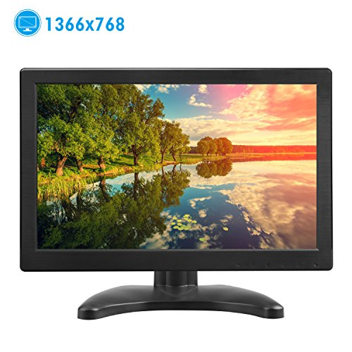 Cheap Toguard 12 Inch TFT LCD Portable Camera Monitor HD 1366x768 Color Display Screen with HDMI VG...