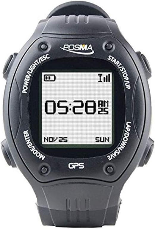 Reloj deportivo W2 de Posma, para correr, ciclismo, senderismo, con GPS, con ANT+, compatible con Strava, MapMyRide y MapMyRun